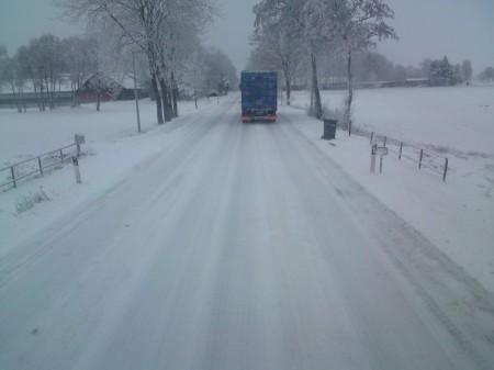 B73 Richtung Cuxhaven