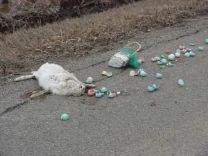 Ostern fällt flach